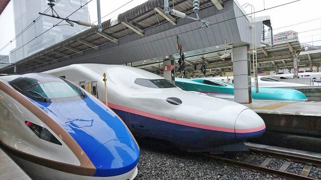鉄道 「新幹線・寝台列車」注目度ランキング
