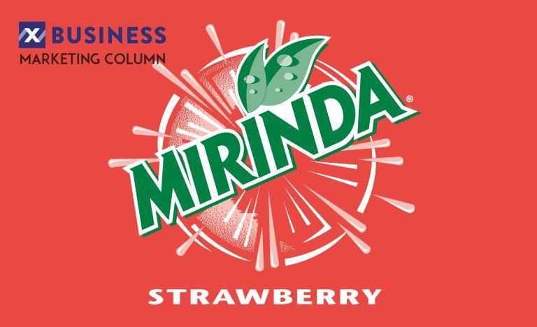 幻の飲料「ミリンダ ストロベリー」は今どこに?